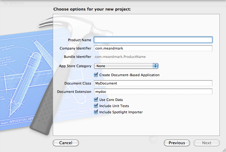 Me and mark publishing blog xcode 4 unit testing support xcode4newprojectincludeunittests ccuart Image collections