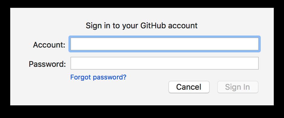 GitHubLogin