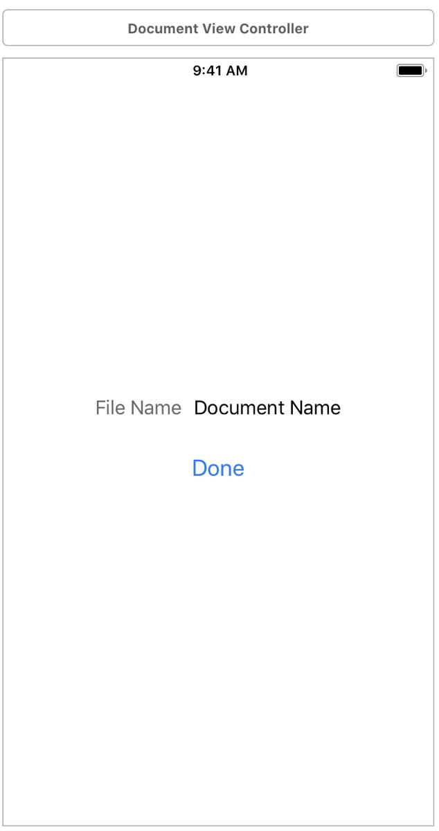 DocumentViewControllerAtStart
