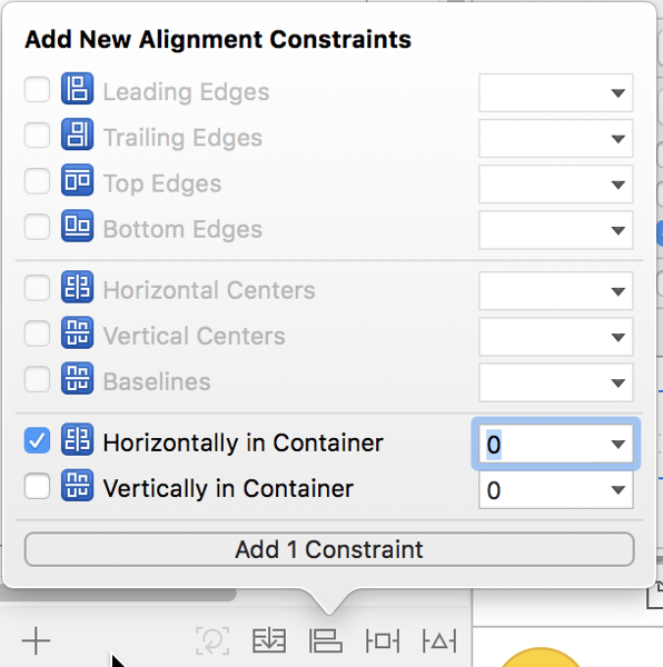 DoneButtonConstraint